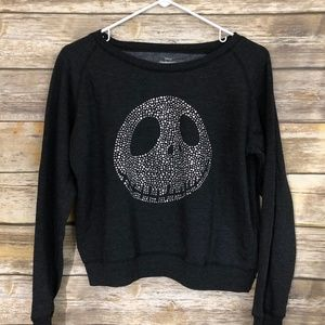 Disney Nightmare Before Christmas Sweatshirt